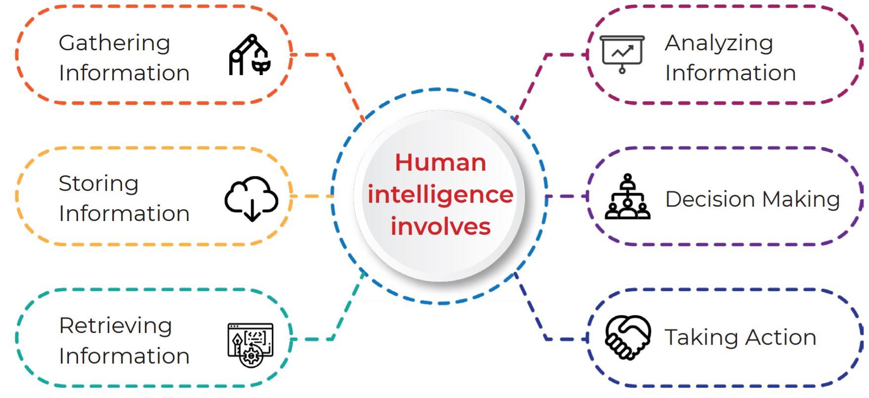 Human Intelligence Flow