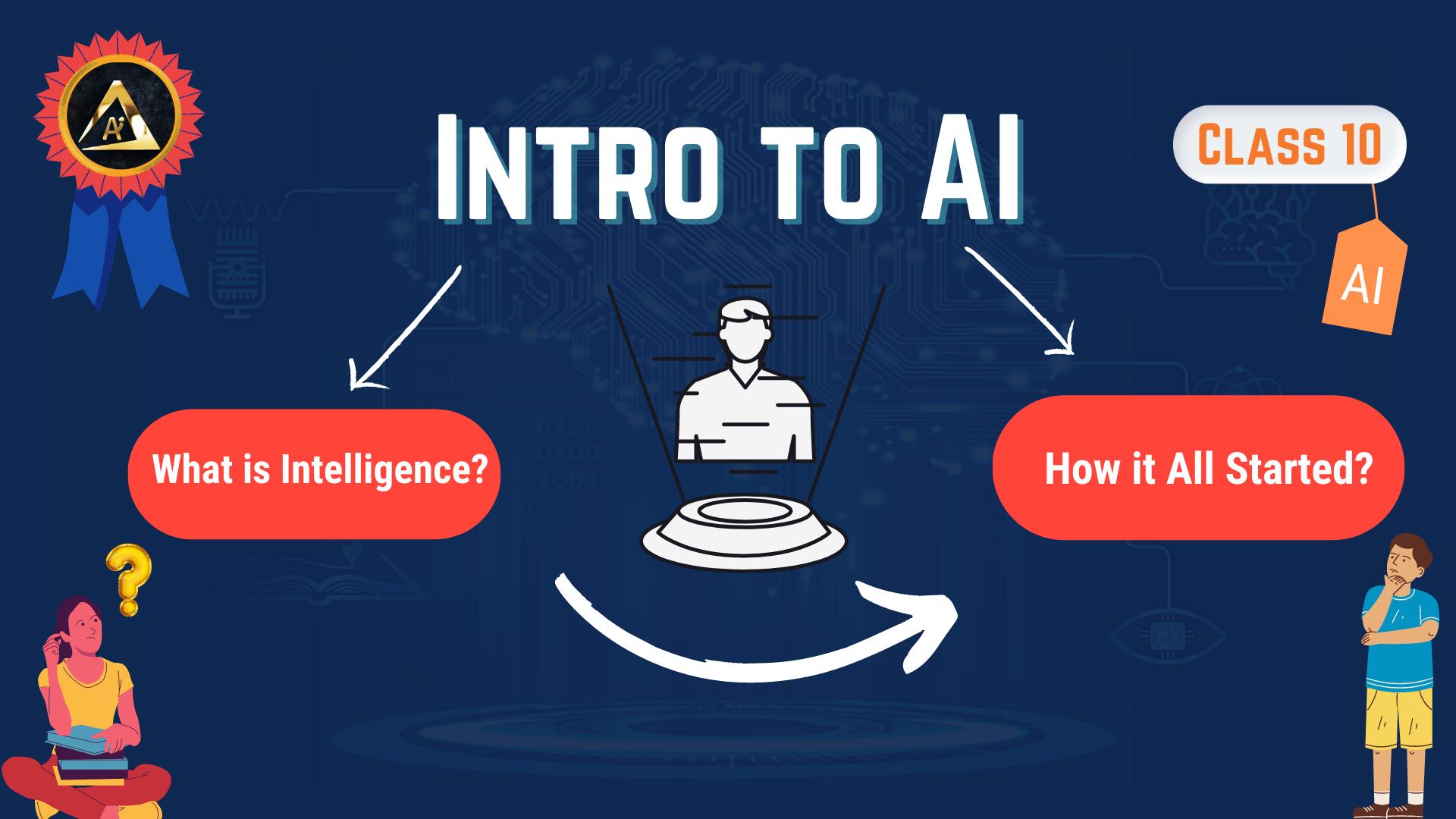Artificial Intelligence Class 10